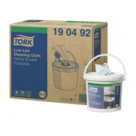 Tork Low-Lint Bucket Reinigingsdoek W10