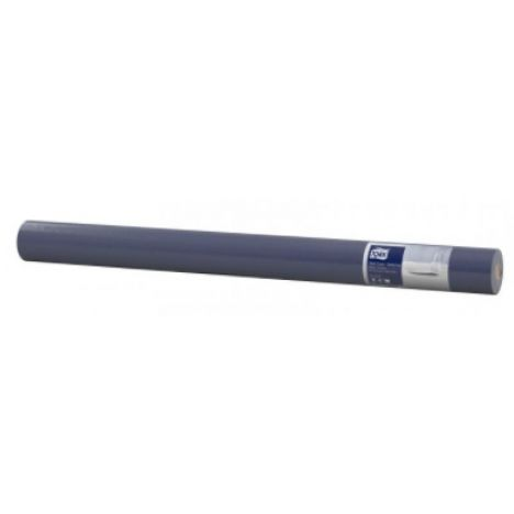 Tork textile feel tafelrol 50x1,2m midnight blue 2r